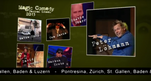 Trailer 16. Magic Comedy Festival Schweiz 2013