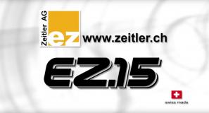 EZ15 Schnureinblasgerät / Schnureinzuggerät  «Zeitler»