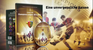FCB DVD - Champions League 2011/12